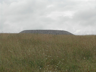 Carrowmore megalithic area, near Sligo, Ireland