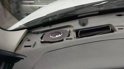 2007 Dodge Ram SLT 2500 Quad Cab Dash Tweeter Installation - USA
