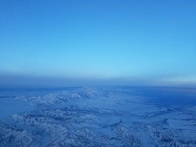 Denali 2017 Alaska Airlines