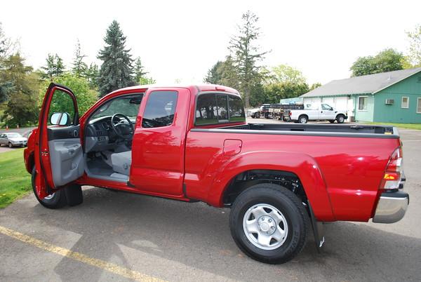 New Truck (April 25th 2010)