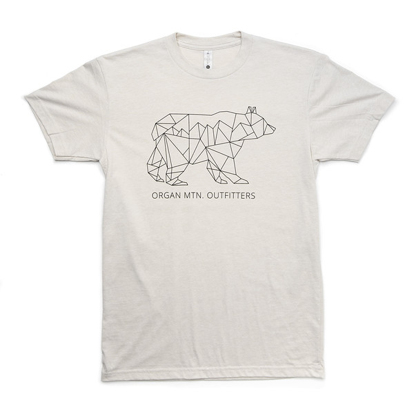 Outdoor Apparel - Organ Mountain Outfitters - T-Shirt - New Mexico Bear Sand.jpg