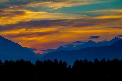 Chilliwack Sunrise