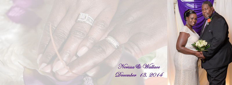 Nerissa | Wallace Wedding Album