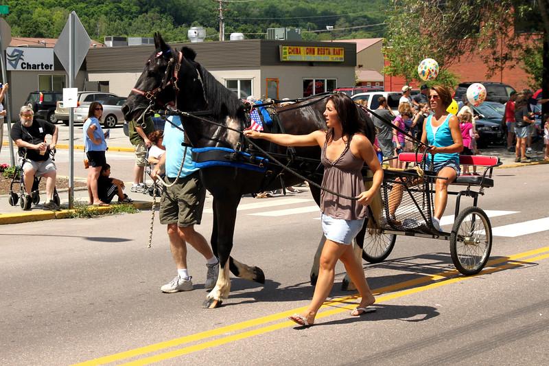 2010 7-24 Barre Heritage Festival Parade