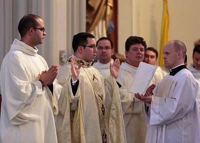 First Mass - Fr. Carlos Piedrahita