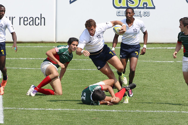 """Tiger Rugby """"CUBS"""" 7's 2013 Serevi 7's Tournament"""