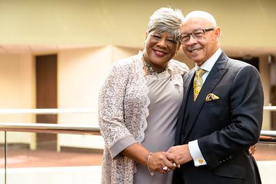 Robert and Barbara Hill Anniversary 081818