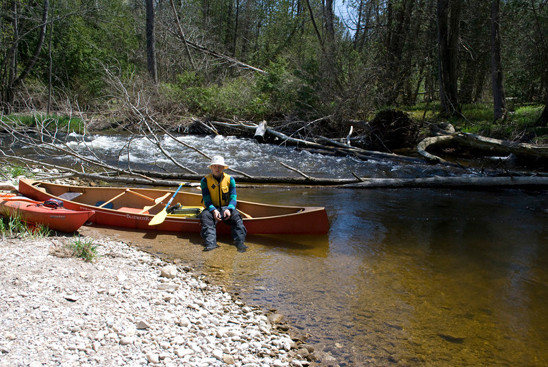 Hi Jean, Please include these pics of our May 4th trip down the Nine Mile River. Thanks, Peter Hafemann