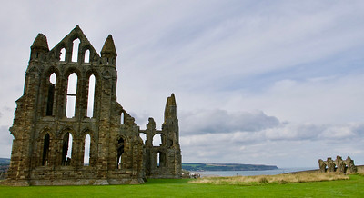 Whitby Abbey / opátstvo