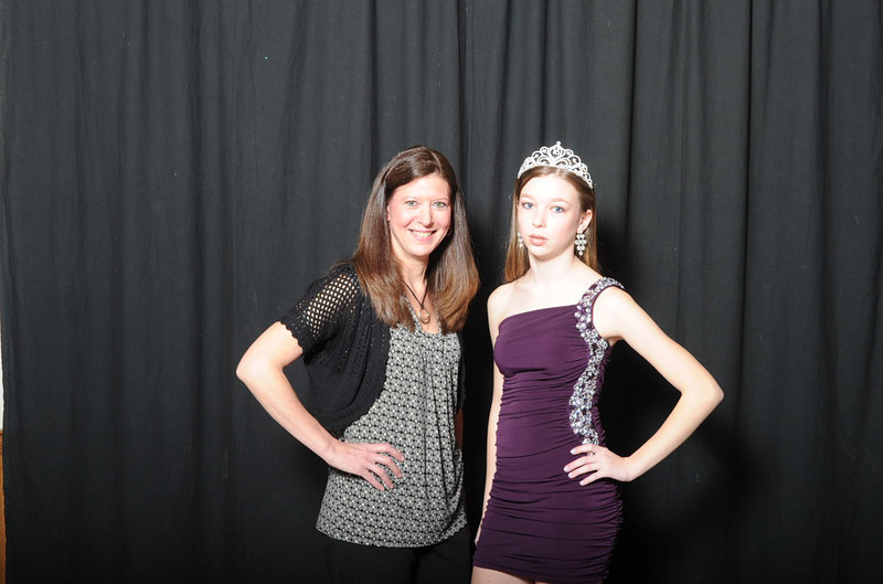 Aubrey Sweet 16 Photobooth