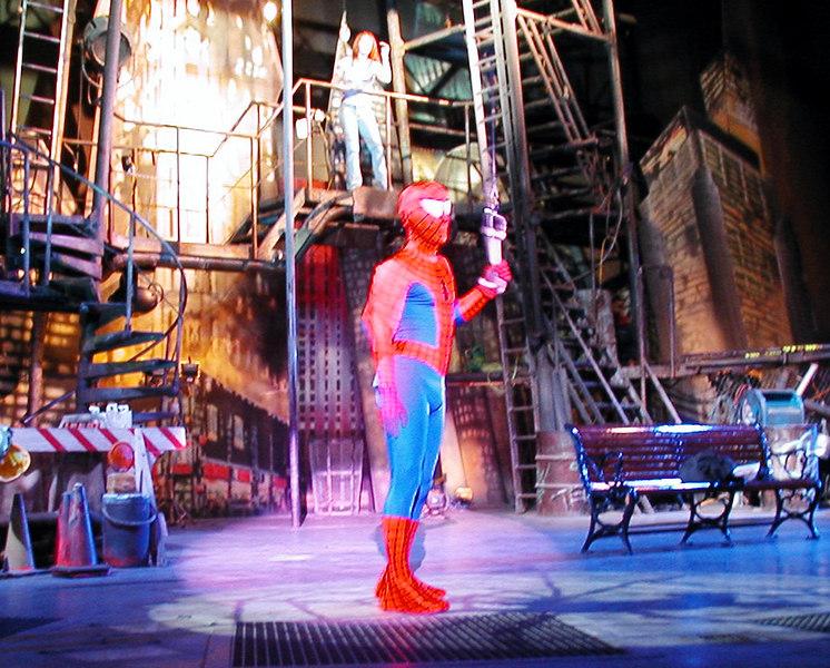 89 Universal Studios - Spiderman Show.jpg