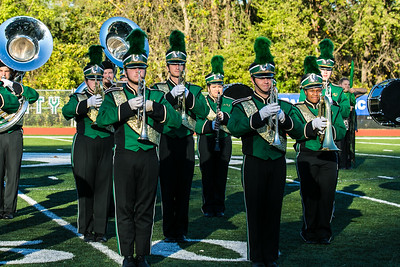 10/7/17 Central Methodist University Band Day