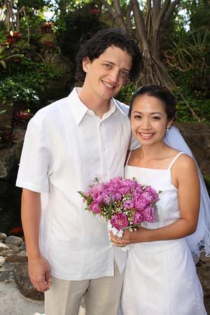 Dave & Mariko Wedding