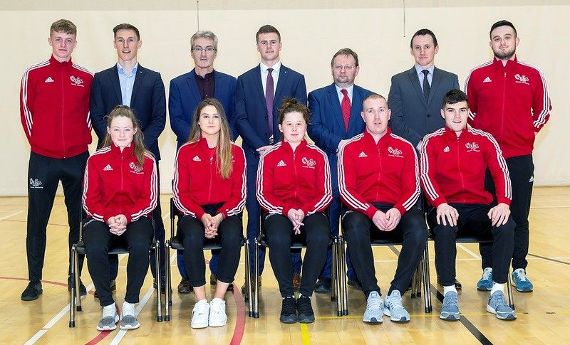 Munster GAA Scholarship Students – 18/19