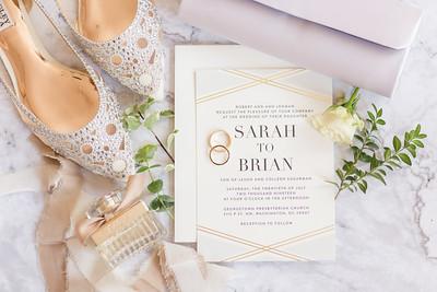Sarah & Brian