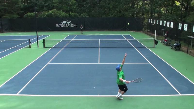 Tennis 9-2-12 Park 1.mov