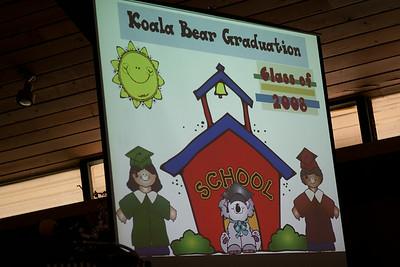 Kevin's 2008 Learning Tree Pre-school Graduation