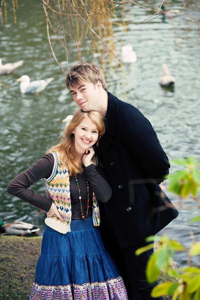 Frances & Matt