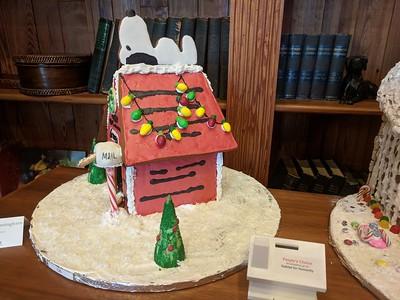Gingerbread Festival - Blennerhassett Hotel - Parkersburg, WV - 27 Dec. '17