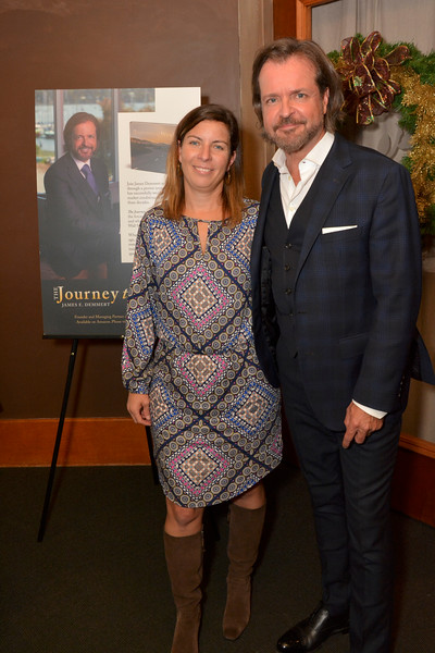 Jenny Potter and James Demmert