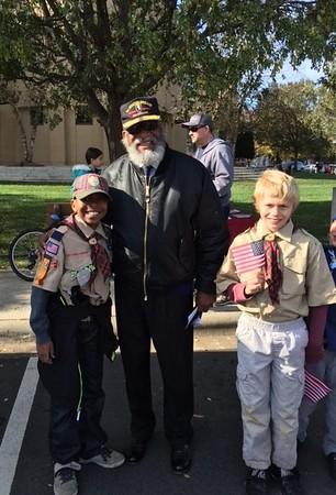 2017 Veterans Day Program
