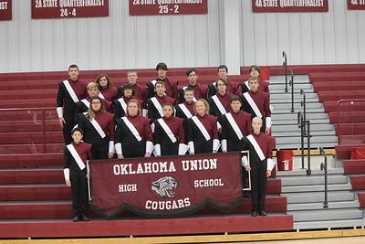 Oklahoma union  Band