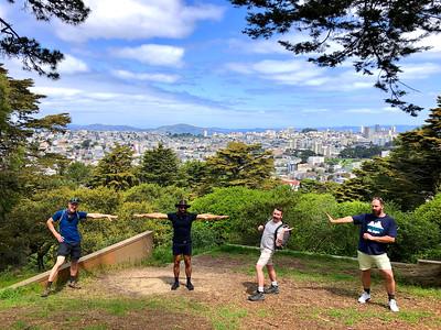 SF Urban Hike: Apr 18, 2020
