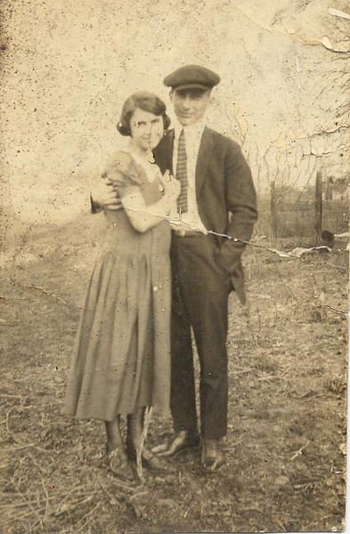 Annabelle and Walter Lindzy 1923