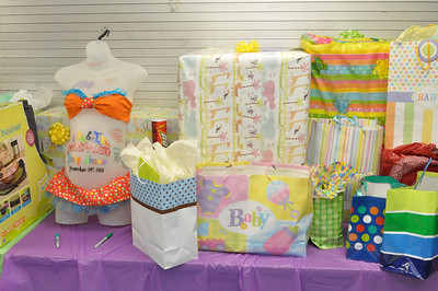 Journey's Baby Shower