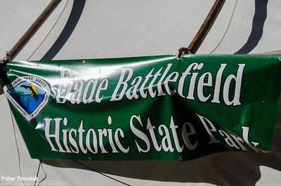 Dade Battlefield Reenactment