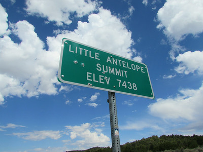 NV- Little Antelope Summit