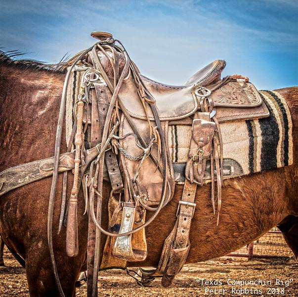 West Texas Cowpunchin Rig