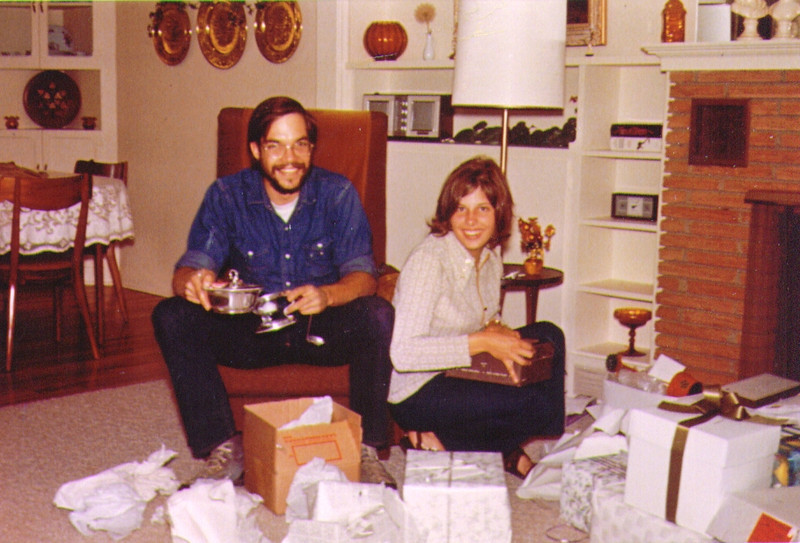 The Wedding, Opening the Wedding Gifts.jpg