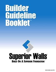 Builder's Guideline Book