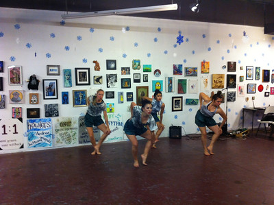 Pieced Together, KALEID Gallery, Dec 21, 2012