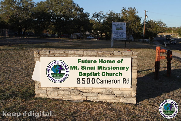 Pastor and Wife 25th Anniversary - 8500 Cameron Rd (Future Site)