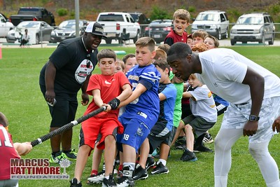 2016 Marcus Lattimore Easley Football Camp