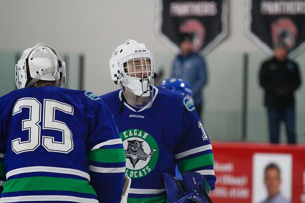 jv Boys Hockey at Lakeville North