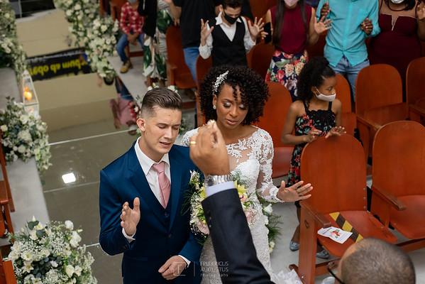 Casamento Igreja Universal de Betim da Jessica e Breno