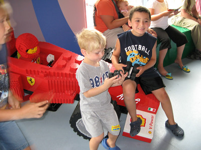 Lego Land Discovery Center 8/12/2008
