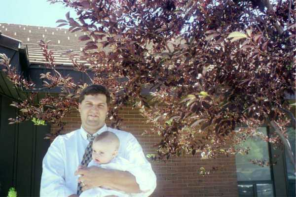 99 Allen's blessing day w Dad.JPG