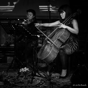 2016-02 I Quatuor à Cordes Express @ BoogieWoogie Geraardsbergen