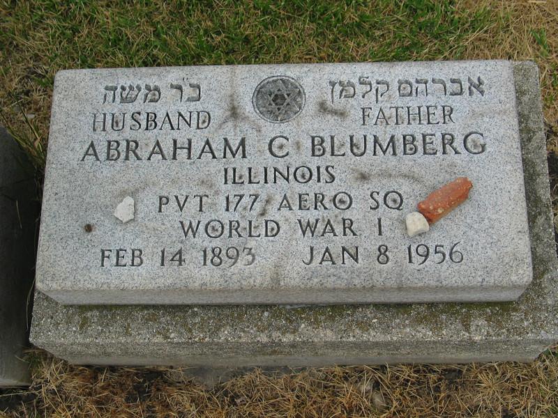 Abraham C. Blumberg