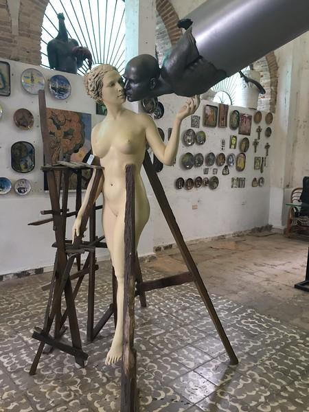Galeria Taller - Kristin Cass