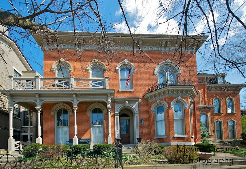 308 Garrard St. - built in 1869