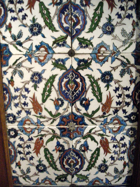 Ottoman tiles, National Museum of Alexandria