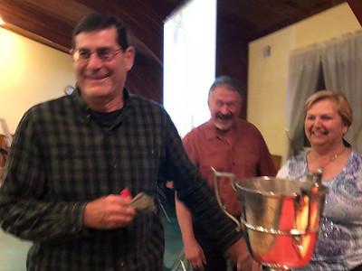 Beefsteak and volunteer celebration