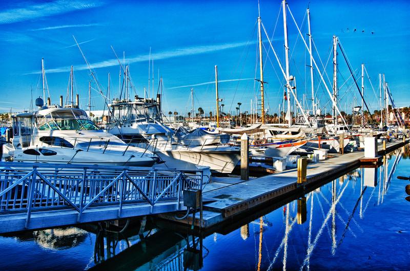 Portofino Marina - Redondo Beach