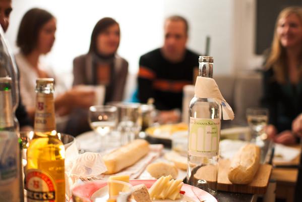 081101 nach der Weinprobe