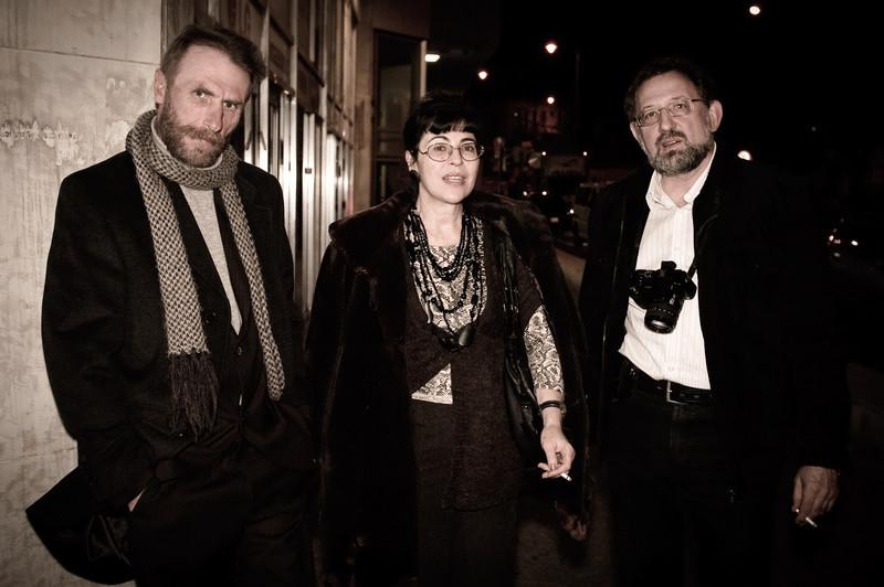 Ivan Navi, Larisa Gershtein, Michael Shovman